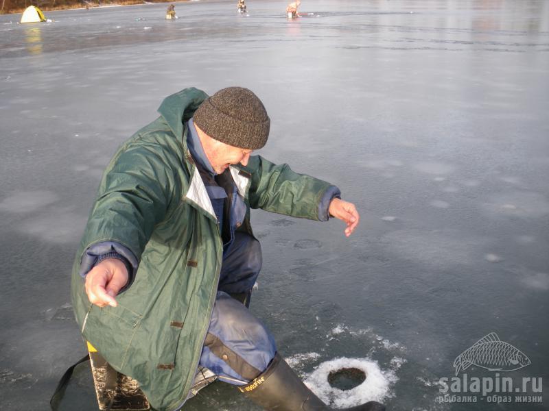 рыбалка в орловке