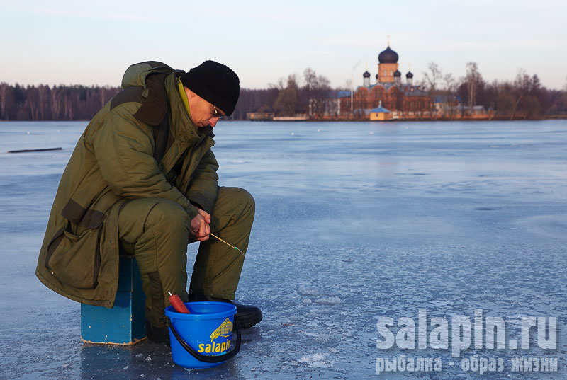 дмитрий салапин рыбалка видео
