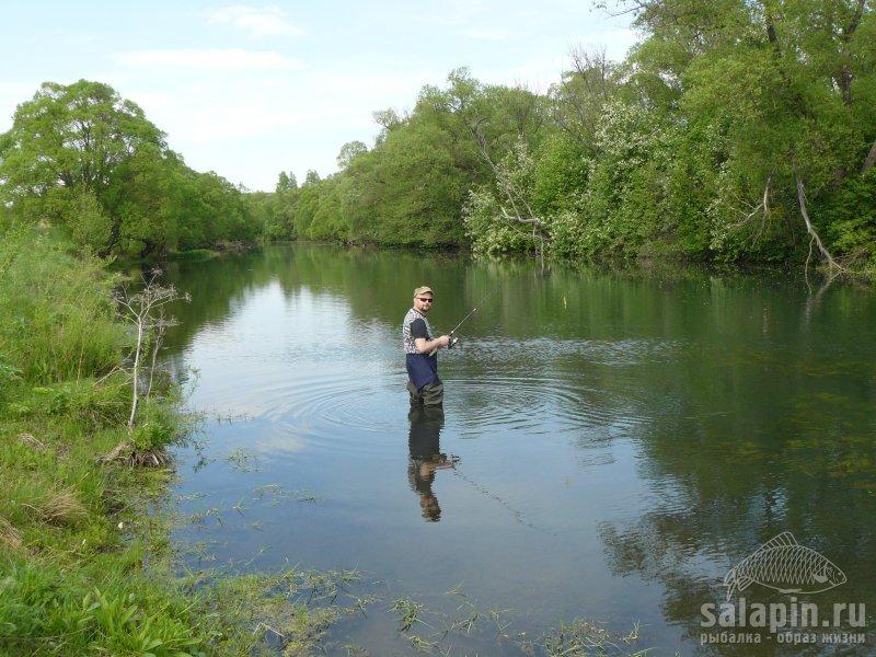 рыбалка в орловской области фото