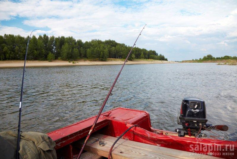 фидерная лодка