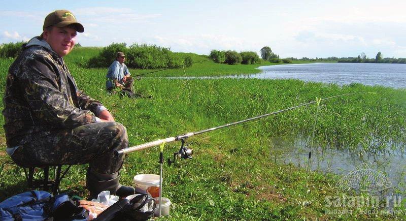 как ловить рыбу в конце лета