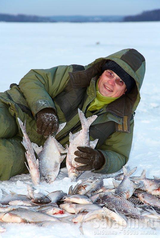 Чем ловить рыбу в рузе