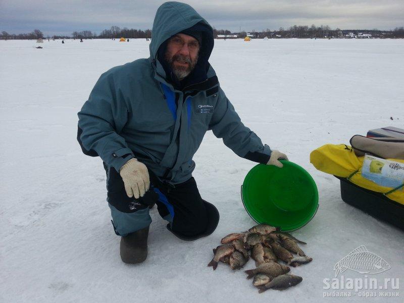 Отчет о рыбалке межура