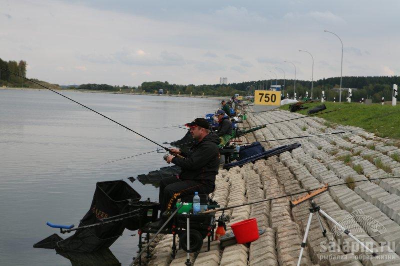 Минский рыболов