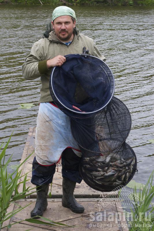 рыбалка подуст улов