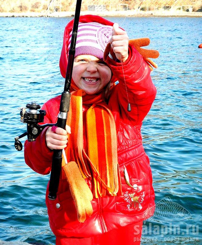 дочери рыбак