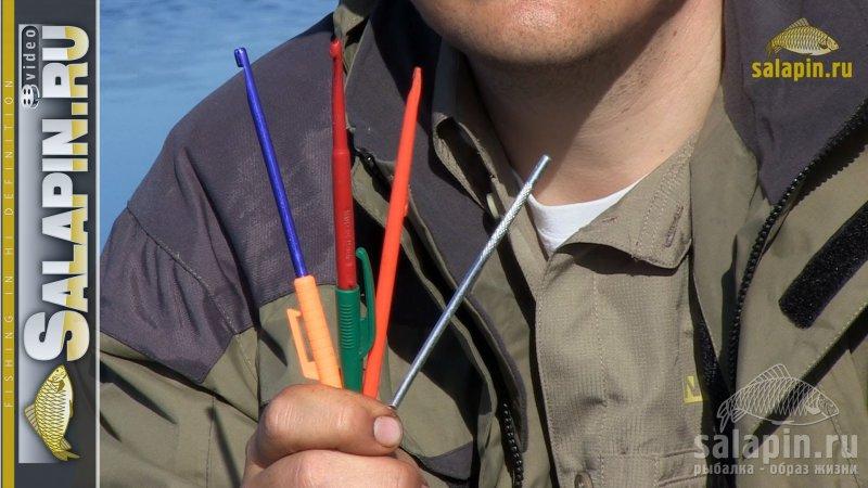 видео из чего сделать экстрактор для рыбалки