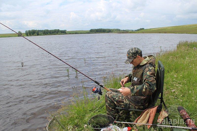 Рыбалка в Кемеровской области — обзор востребованных мест