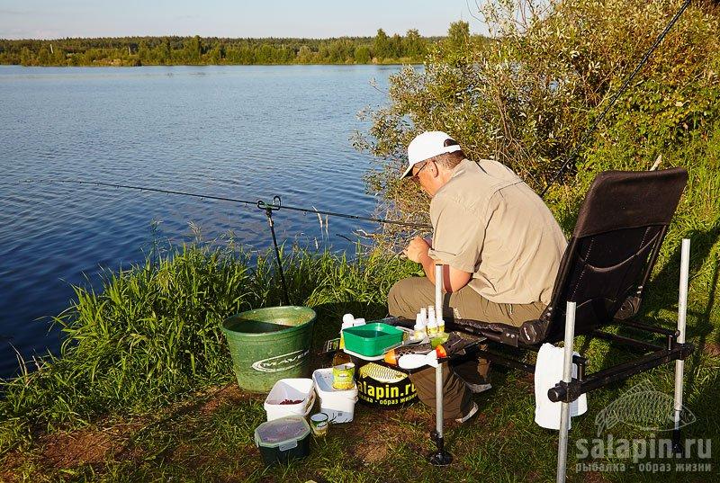рыбхоз цна егорьевский район рыбалка