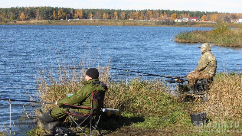 рыбалка в оборино щелковском районе