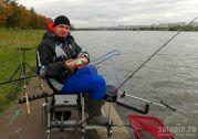 видео рыбалка в марьино