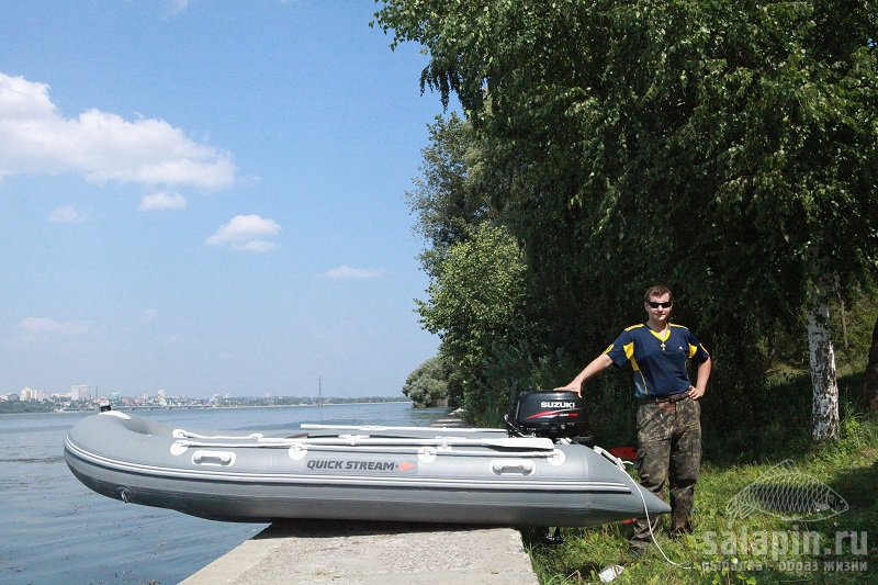 сайт стрим лодки