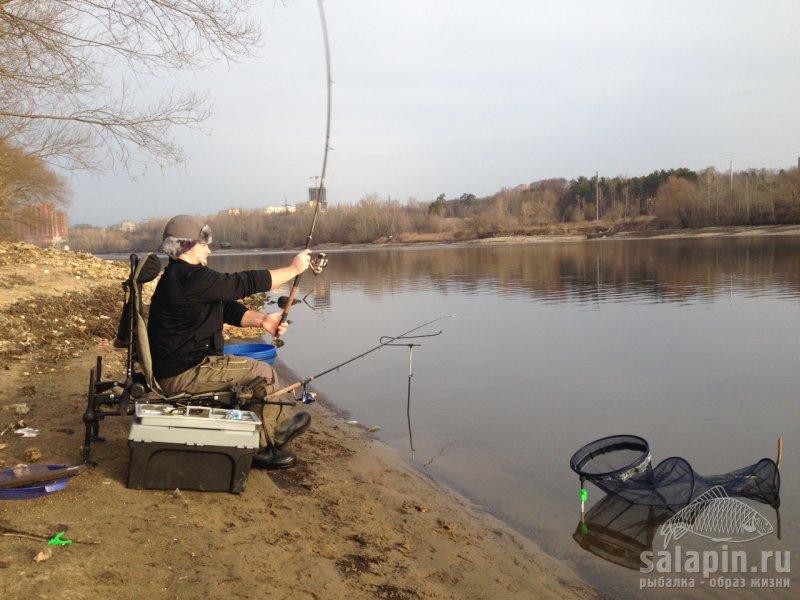 на чем ездить на рыбалку