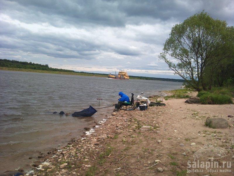 малое кирилловское рыбалка
