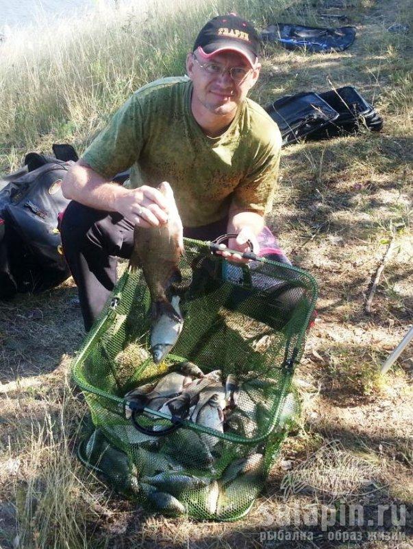 Рыбалка с нор