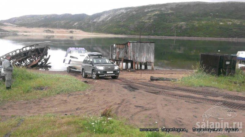 рыбалка на ковдозере мурманской области