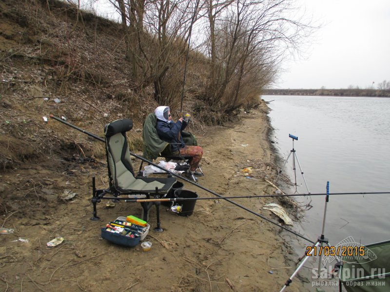 подсечка рыболовная