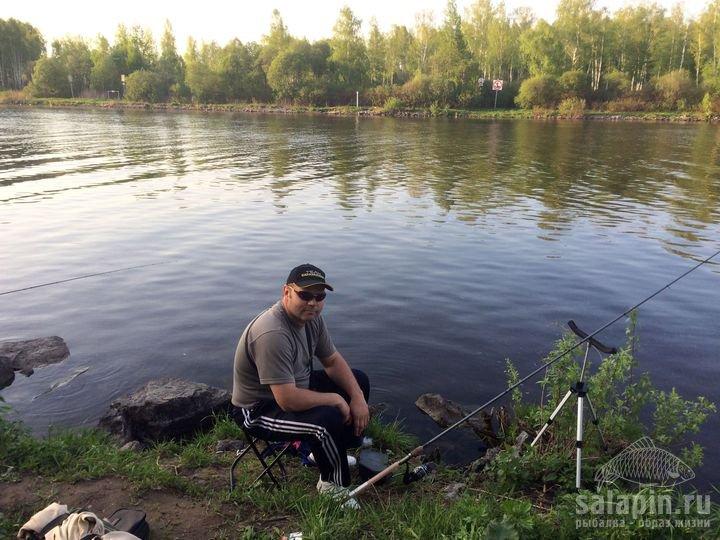 Рыбалка на канале им москвы фидером