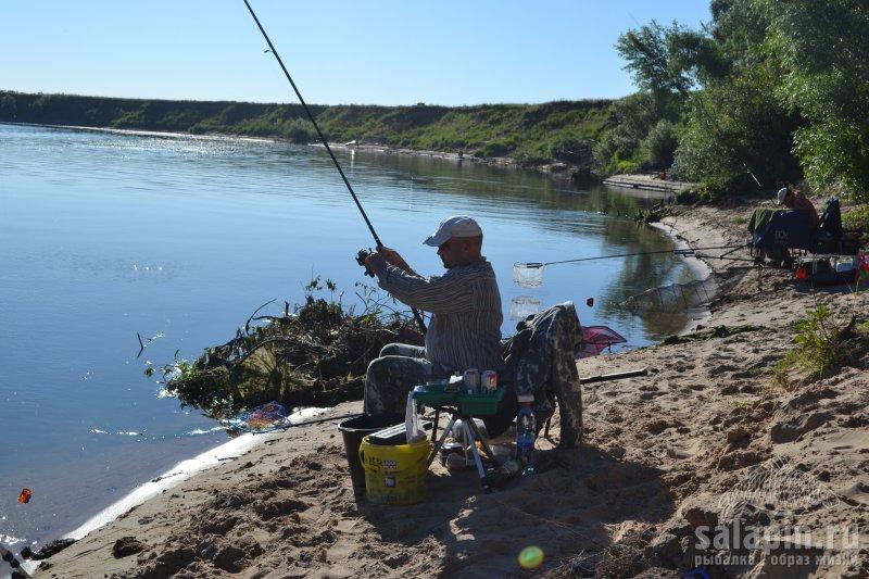Рыбалка на оке места
