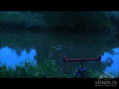ловить рыбу на светлячка