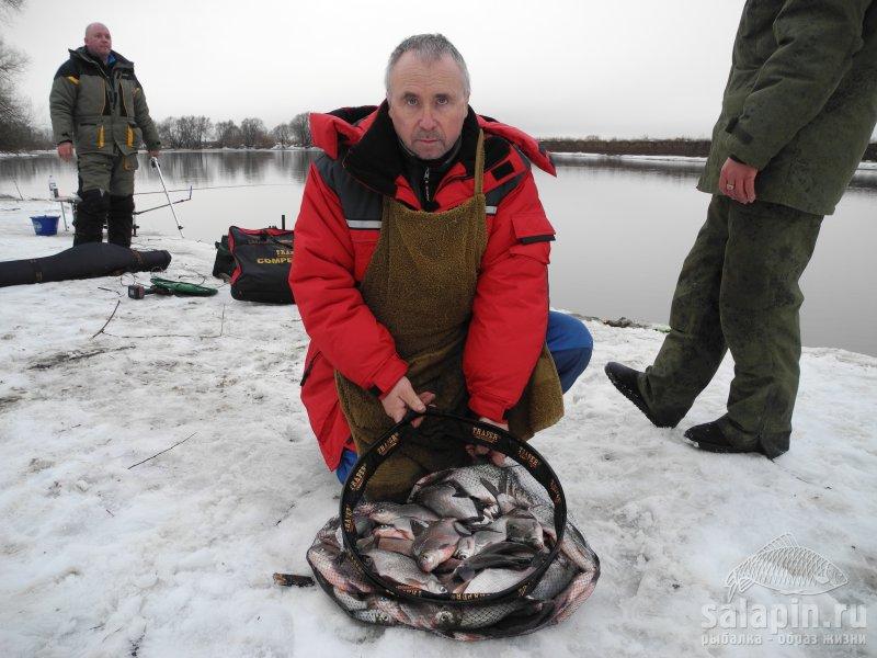 видео рыбалка с салапиным видео
