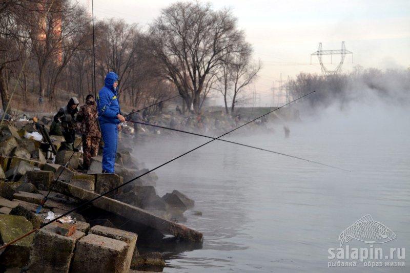 рыбалка на новотроицком водохранилище в 2016 году