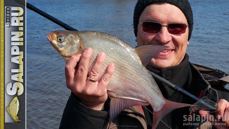 какую рыбу ловят в апреле