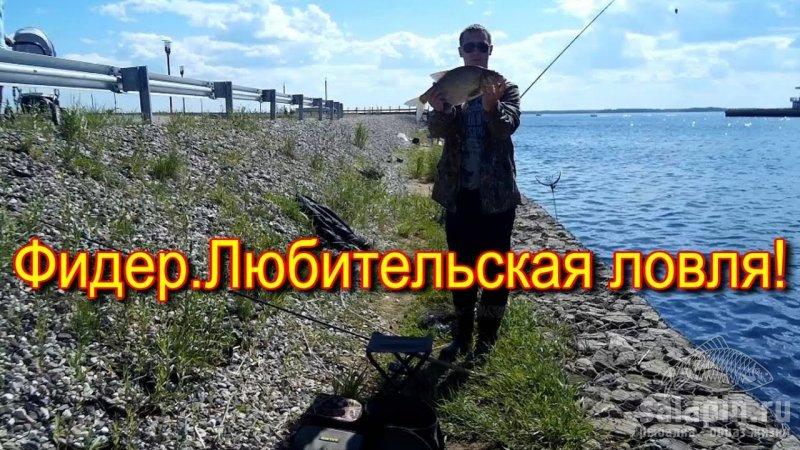 весення рыбная ловля  во  коприно