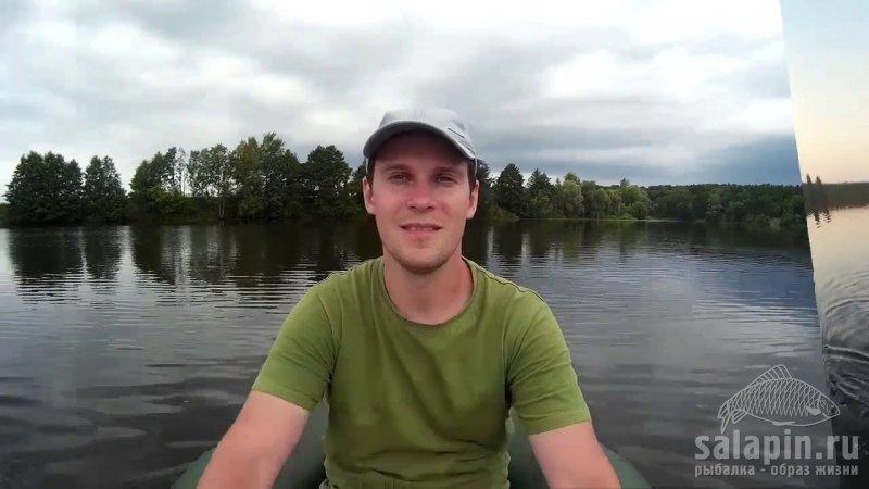рыбалка на реке на нельму