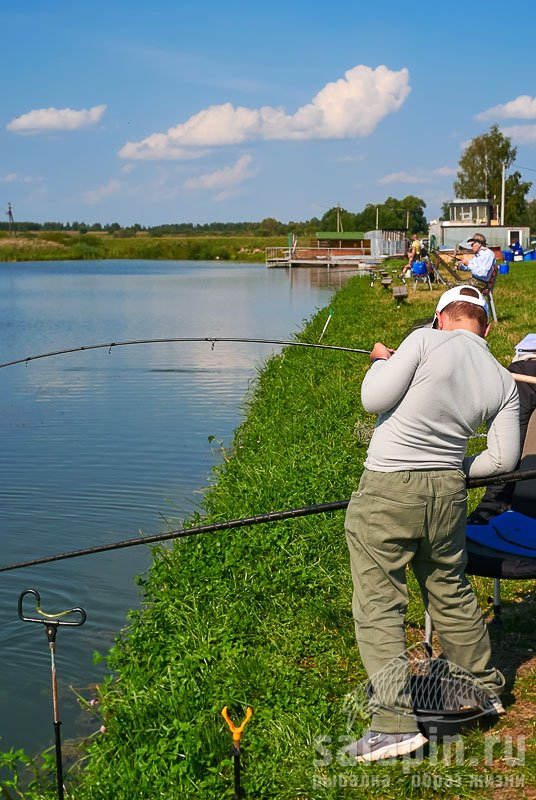 Отзывы о клубе охотников и рыболовов Платная рыбалка - Азартная рыбалка