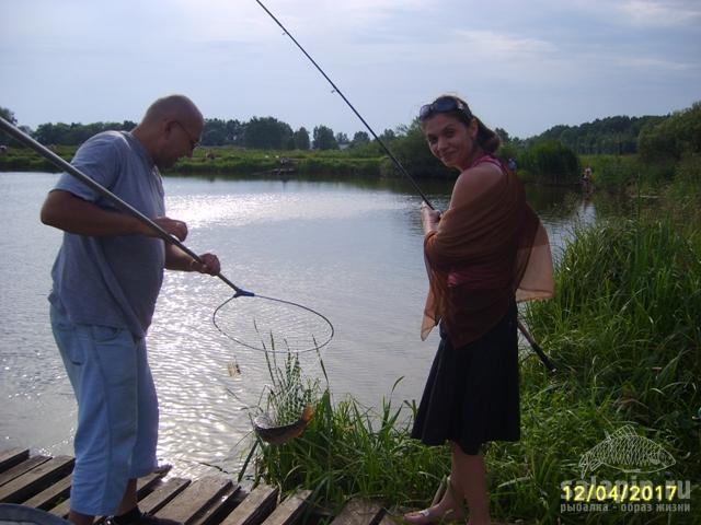 дютьковский пруд рыбалка