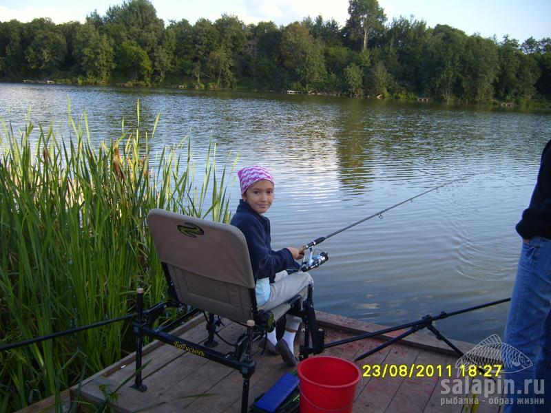 платная рыбалка в савельево цены