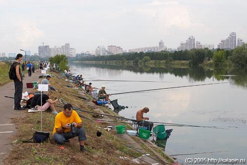 Гниловской канал рыбалка
