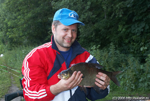 рыбалка алексей крючков