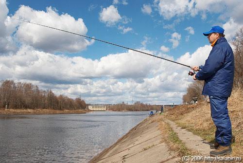 фидер на канале им. москвы