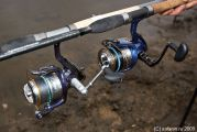 Daiwa Regal 3500Xi и 4000 XiA