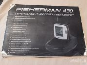 Эхолот Fisherman 430 Connect